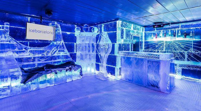 Icebar Barcelona