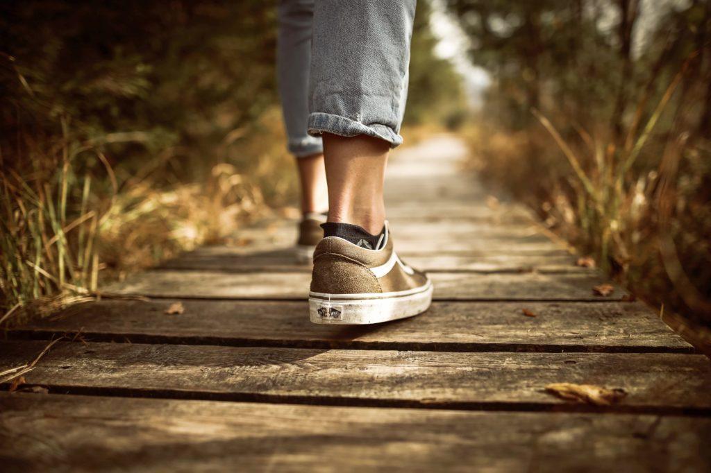 Marcher sur les 7 continents