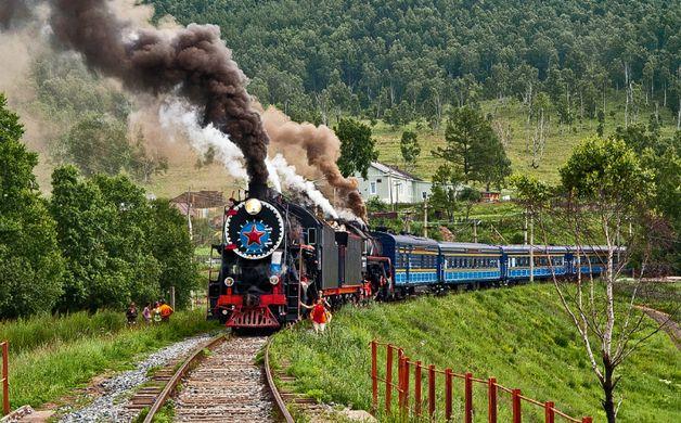 Voyage Transsibérien