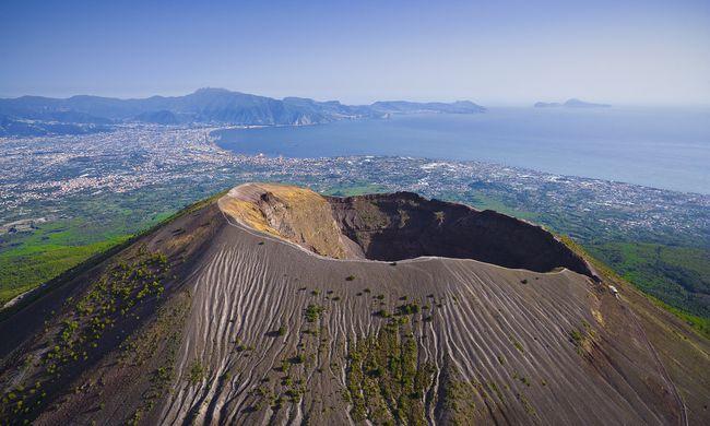Volcan Pompéi