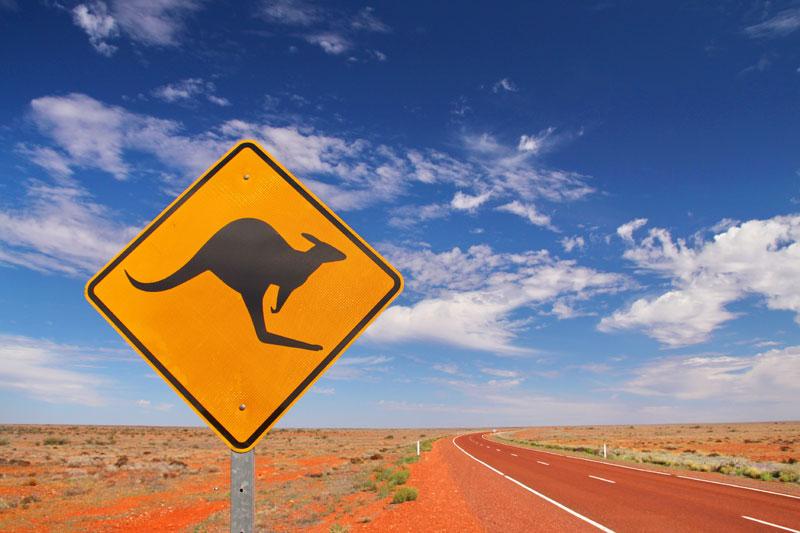 Tour d'Australie en van