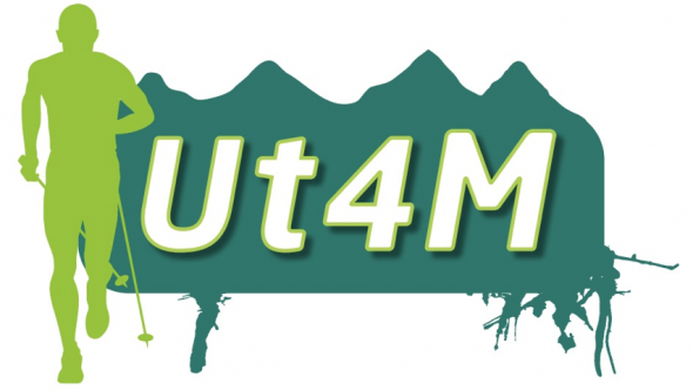 Logo ultra trail des 4 massifs